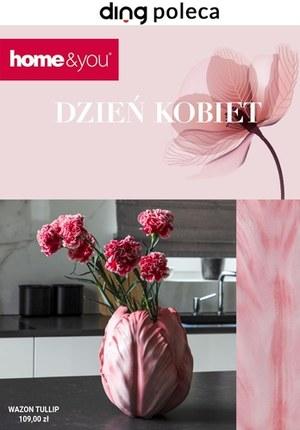 Gazetka promocyjna Home&You - Dzień Kobiet w Home&You