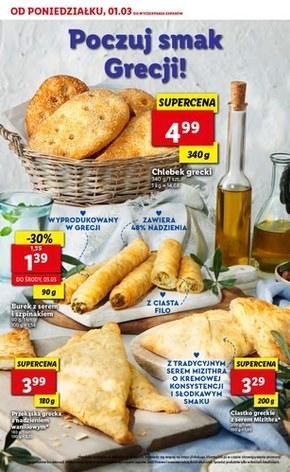 Tydzień grecki w Lidlu