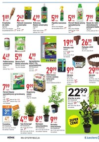 Gazetka promocyjna E.Leclerc - E.Leclerc Ogród 1 - oferta dla wybranych sklepów