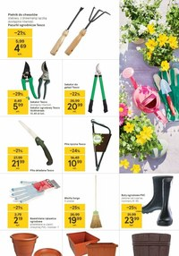 Gazetka promocyjna Tesco Centra Handlowe - Promocje na Dzień Kobiet w Tesco!