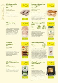 Gazetka promocyjna Organic - Przepisy na Święta od Organic