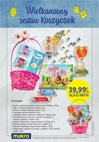 Gazetka promocyjna Makro Cash&Carry - Prezenty na Wielkanoc w Makro!