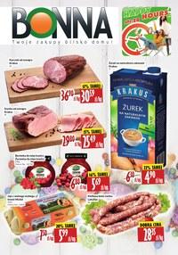 Gazetka promocyjna Bonna - Zakupy w Bonna  - ważna do 31-03-2021