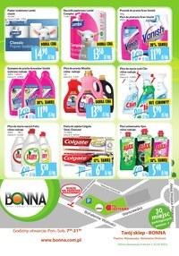 Gazetka promocyjna Bonna - Zakupy w Bonna