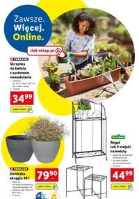Gazetka promocyjna Lidl - Katalog ogród Online