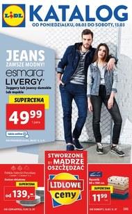 Jeans króluje w Lidlu!