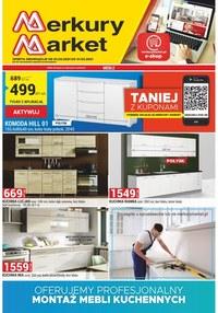 Gazetka promocyjna Merkury Market - Taniej dla domu w Merkury Market