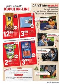 Gazetka promocyjna Intermarche Super - Świeżo, tanio z optymizmem w Intermarche