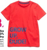 Koszulka chłopięca Pepco