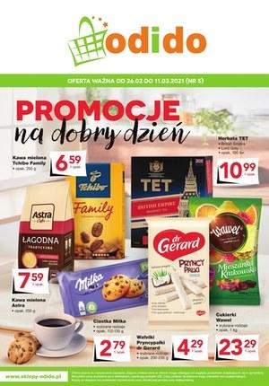 Gazetka promocyjna Odido - Promocje na dobry dzień - Odido