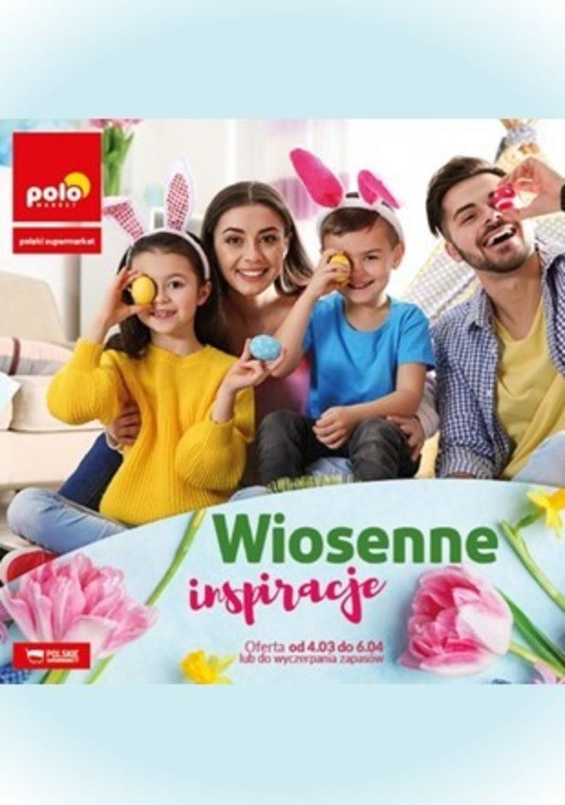 Gazetka promocyjna POLOmarket - ważna od 04. 03. 2021 do 06. 04. 2021