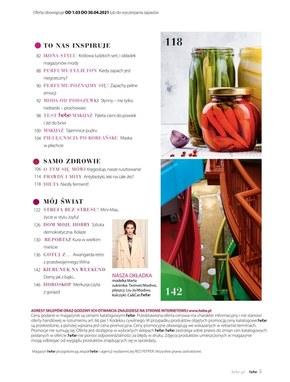 Katalog Hebe na marzec/kwiecień