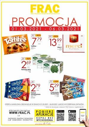Gazetka promocyjna FRAC - Frac - oferta promocyjna