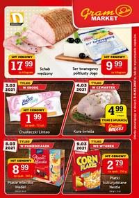 Gazetka promocyjna Gram Market - Najnowsze okazje w Gram Market!