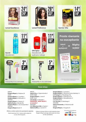 Kosmetyki dla Ciebie w Wispol!