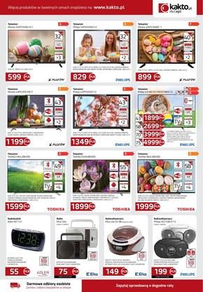 Niskie ceny na Wielkanoc w Kakto