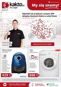 Gazetka promocyjna Kakto.pl - Niskie ceny na Wielkanoc w Kakto