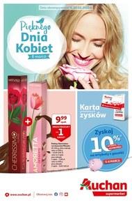 Na Dzień Kobiet Auchan Supermarket!