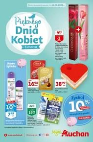 Moje Auchan z okazji Dnia Kobiet!