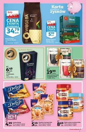 Świętuj razem z Auchan!