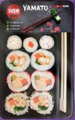 Sushi Food Factor