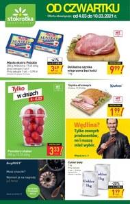 Strokrotka Supermarket oferta promocyjna
