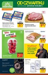 Stokrotka Market - promocje od czwartku