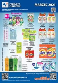 Gazetka promocyjna At - Produkty chemiczne w AT - ważna do 31-03-2021