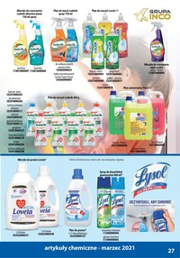 Gazetka promocyjna At - Produkty chemiczne w AT