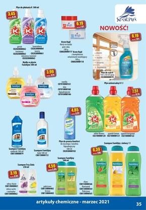 Produkty chemiczne w AT