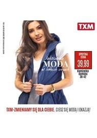 TXM wiosenna moda w lekkich cenach