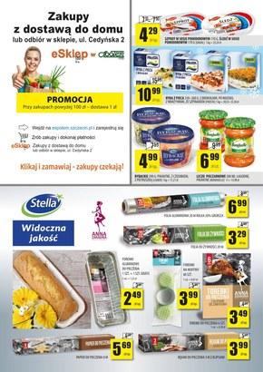 Zakupy z dostawą do domu PSS Społem Szczecin