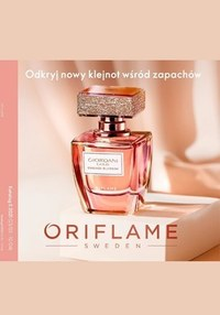 Gazetka promocyjna Oriflame - Piękno na wiosnę w Oriflame!