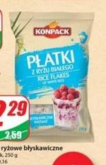 Płatki ryżowe Konpack