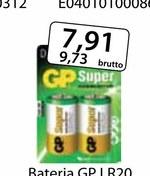 Bateria alkaliczna GP