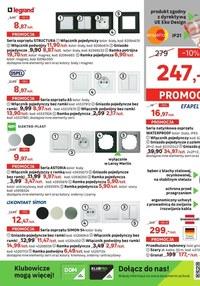 Gazetka promocyjna Leroy Merlin - Najlepsza oferta na rynku - Leroy Merlin
