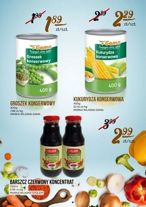Super marki w Społem Kielce