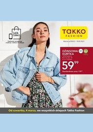 Moda wiosenna w Takko Fashion