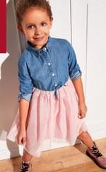 Sukienka dziewczęca Takko Fashion