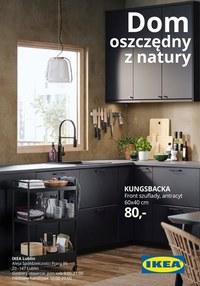 Gazetka promocyjna IKEA - Dom oszczędny z Natury Ikea Lublin - ważna do 31-05-2021