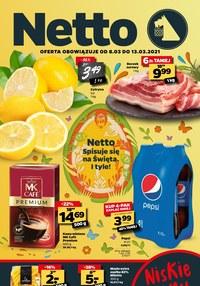 Gazetka promocyjna Netto - Oferty tygodnia w Netto - ważna do 13-03-2021