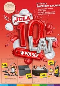 Gazetka promocyjna Jula - Świętuj razem z Jula! - ważna do 21-03-2021