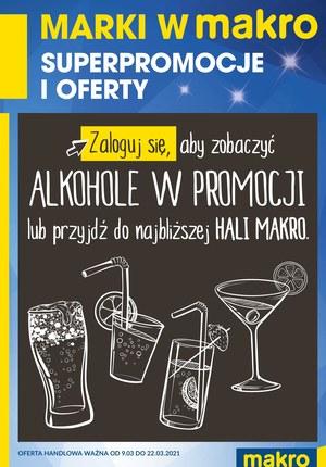 Gazetka promocyjna Makro Cash&Carry - Marki w Makro i super promocje!