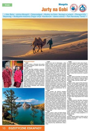 Egzotyka z Almatur