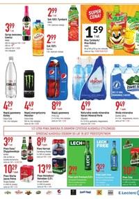 Gazetka promocyjna E.Leclerc - E.Leclerc Cenomenalne Zakupy - oferta dotyczy wybranych sklepów