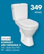Kompakt wc Cersanit