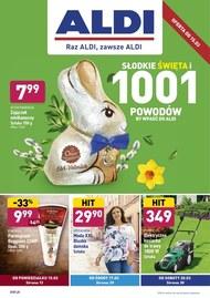 Promocje na Wielkanoc w Aldi!