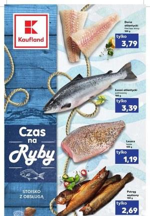 Gazetka promocyjna Kaufland - Targ rybny - Kaufland!