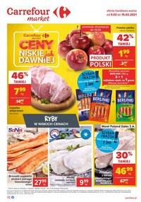 Gazetka promocyjna Carrefour Market - Niskie ceny w Carrefour Market - ważna do 15-03-2021