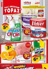 Gazetka promocyjna Topaz - Topaz - oferta promocyjna